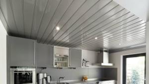 Luxalon lamellen plafonds
